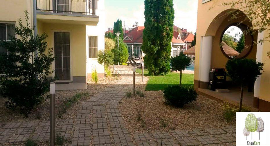 Belső kert - apartmanhotel, Siófok