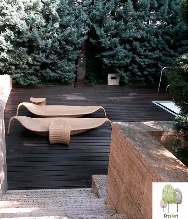 Kertfenntartás - Budapest, II. kerület, kerti bútorok